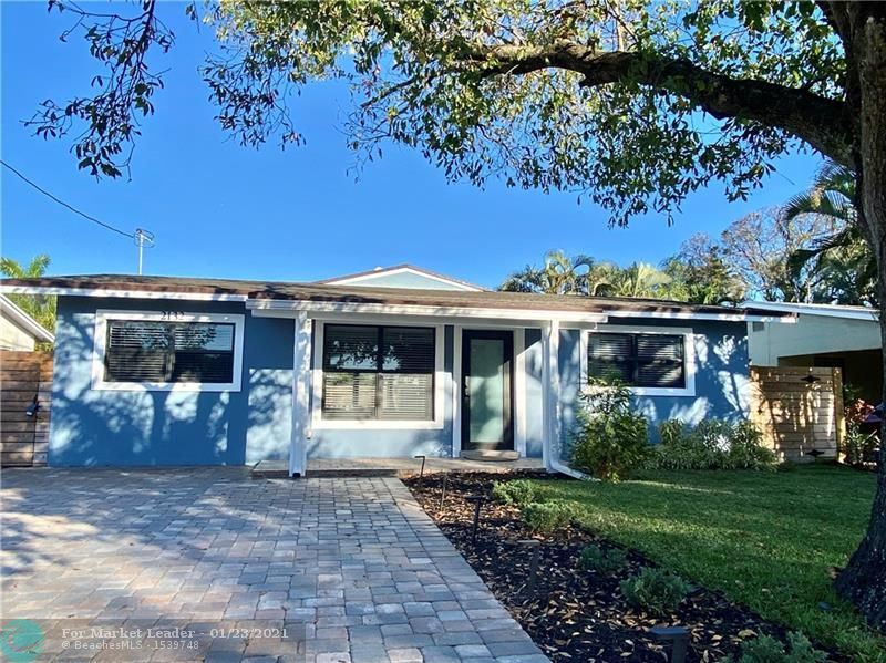 2132 NE 11th Ave, Wilton Manors, FL 33305 - #: F10257619