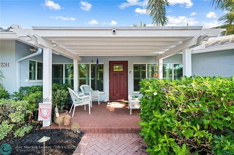2701 NE 27th St, Fort Lauderdale, FL 33306 - #: F10300619