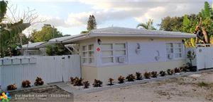 Photo of 737 NE 16th Ave #1, Fort Lauderdale, FL 33304 (MLS # F10152620)