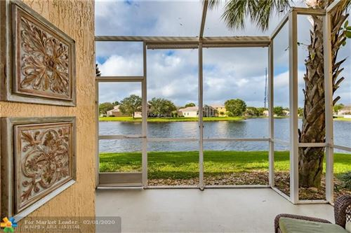 Photo of Listing MLS f10211620 in 5829 NW 48th Ave #5829 Coconut Creek FL 33073