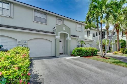 Photo of 4823 Grapevine Way #4823, Davie, FL 33331 (MLS # F10249620)