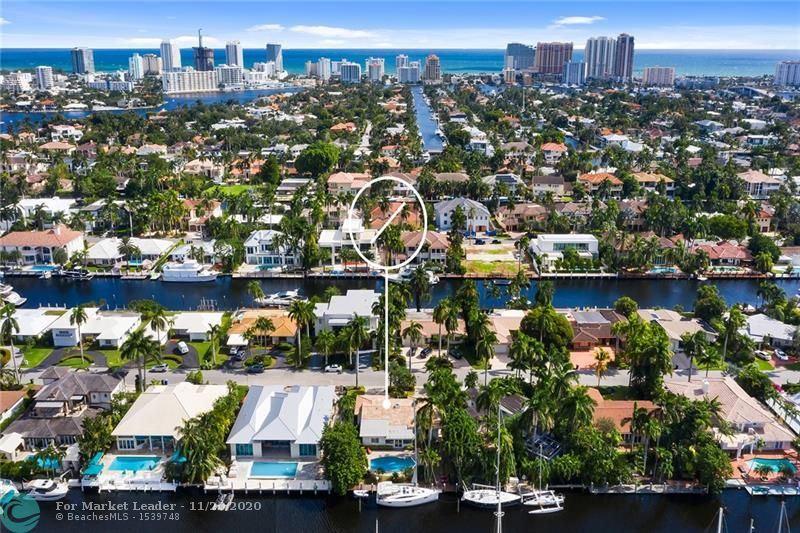 Photo of 121 Fiesta Way, Fort Lauderdale, FL 33301 (MLS # F10258620)