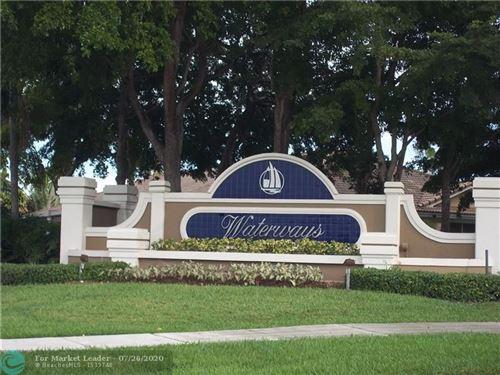 Foto de inmueble con direccion 1372 SW 47th Ave #1372 Deerfield Beach FL 33442 con MLS F10240621