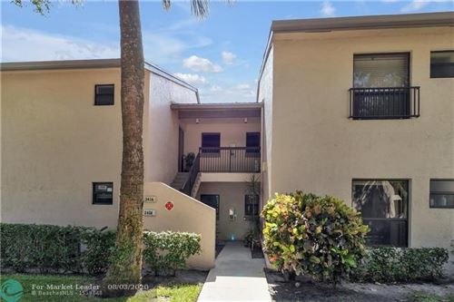 Photo of Listing MLS f10241621 in 3408 NW 47th Ave #3408 Coconut Creek FL 33063