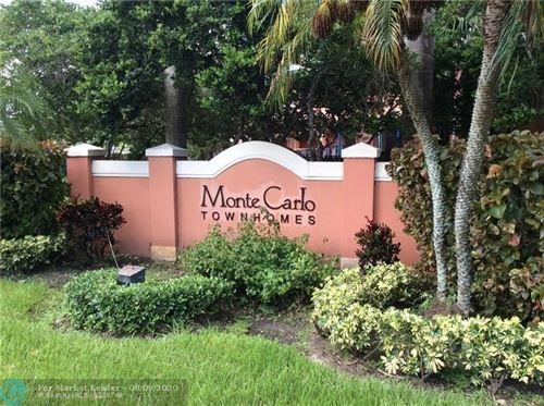 Photo of 1007 NW 100th Ave, Pembroke Pines, FL 33024 (MLS # F10242621)