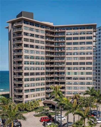 Photo of 3800 Galt Ocean Dr #314, Fort Lauderdale, FL 33308 (MLS # F10281621)