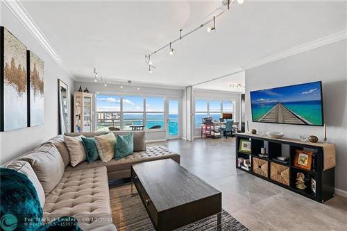 Photo of 3900 Galt Ocean Dr #2616, Fort Lauderdale, FL 33308 (MLS # F10296621)