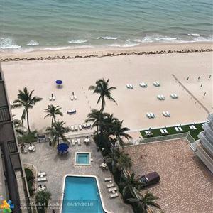 Photo of 3800 Galt Ocean Dr #PH 2, Fort Lauderdale, FL 33308 (MLS # F10127622)