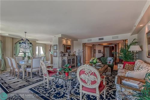 Tiny photo for 301 N Birch Rd #5N, Fort Lauderdale, FL 33304 (MLS # F10230622)