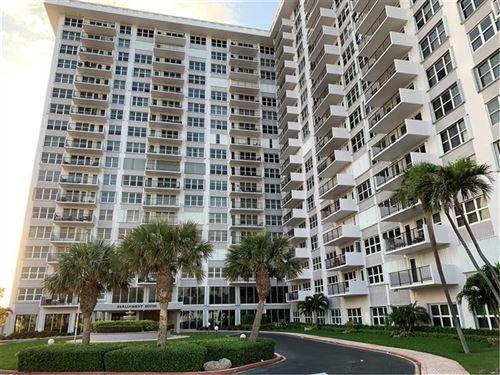 Photo of 405 N Ocean Blvd #1708, Pompano Beach, FL 33062 (MLS # F10272622)