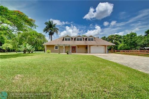 Photo of Listing MLS f10241623 in 6400 SW 181st Ln Southwest Ranches FL 33331