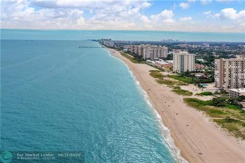 Photo of 1800 S Ocean Blvd #807, Lauderdale By The Sea, FL 33062 (MLS # F10244623)