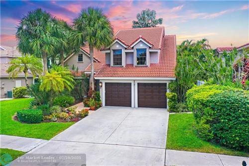 Photo of 6305 NW 58th Way, Parkland, FL 33067 (MLS # F10294623)