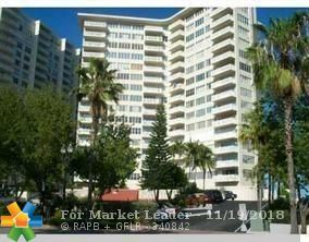 Photo of 3700 Galt Ocean Dr #1609, Fort Lauderdale, FL 33308 (MLS # F10150624)