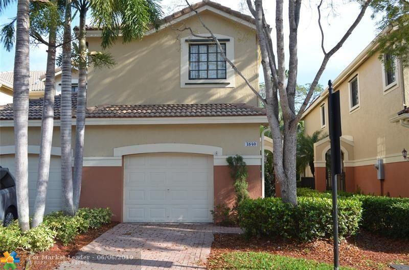 Photo for 3840 Tree Top Dr, Weston, FL 33332 (MLS # F10178624)