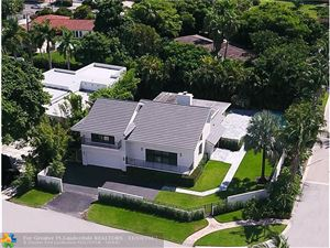 Photo of 1430 E Lake Dr, Fort Lauderdale, FL 33316 (MLS # F10086626)