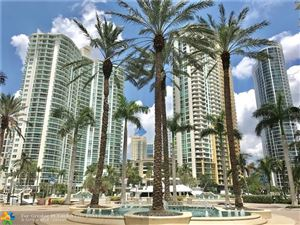 Photo of 511 SE 5th Ave #2307, Fort Lauderdale, FL 33301 (MLS # F10119626)