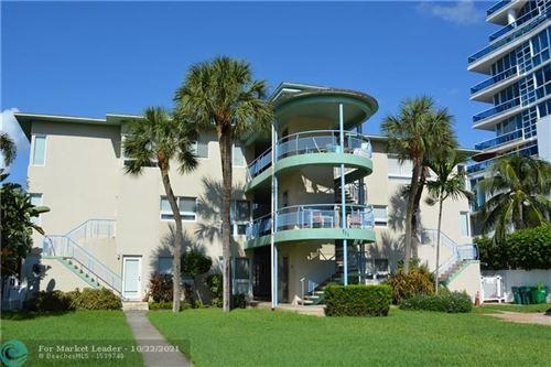 Photo of 711 Bayshore Dr #203, Fort Lauderdale, FL 33304 (MLS # F10305626)