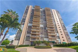 Photo of 2701 N Ocean Blvd #5F, Fort Lauderdale, FL 33308 (MLS # F10124627)