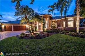 Photo of 9671 NW 67th Pl, Parkland, FL 33076 (MLS # F10189627)
