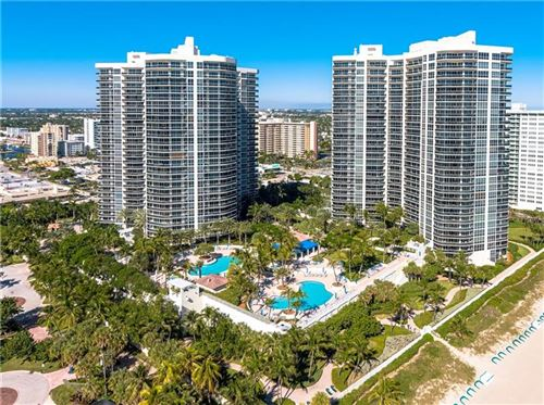 Photo of 3100 N Ocean Blvd #2401, Fort Lauderdale, FL 33308 (MLS # F10279627)