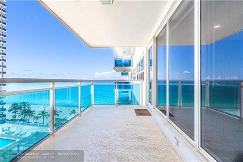 Photo of 3430 Galt Ocean Drive #904, Fort Lauderdale, FL 33308 (MLS # F10298627)