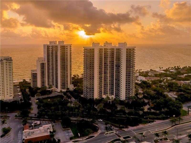 Photo of 3100 N Ocean Blvd #2401, Fort Lauderdale, FL 33308 (MLS # F10279627)
