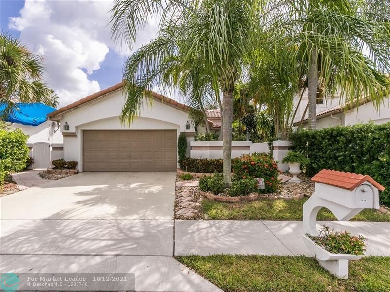 Photo of 3026 Marion Ave, Margate, FL 33063 (MLS # F10303627)