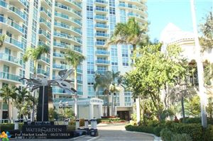Photo of 347 N New River Dr #1010, Fort Lauderdale, FL 33301 (MLS # F10124628)