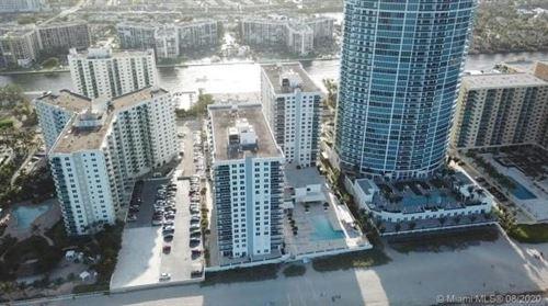 Photo of 2751 S Ocean Dr #702N, Hollywood, FL 33019 (MLS # F10273628)