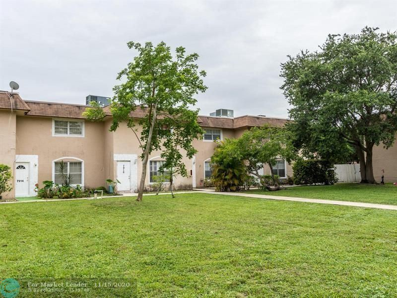 Photo of 7918 KIMBERLY BOULEVARD #304, North Lauderdale, FL 33068 (MLS # F10258628)