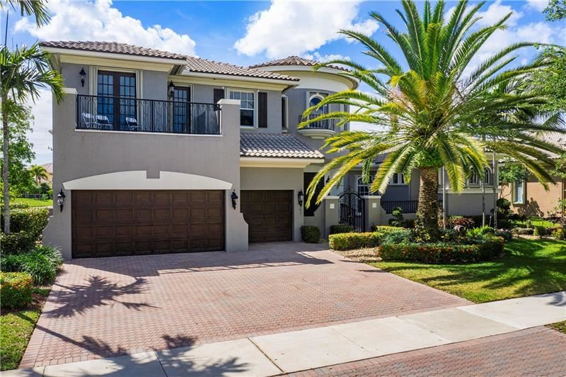 6863 NW 116th Ave, Parkland, FL 33076 - #: F10277628