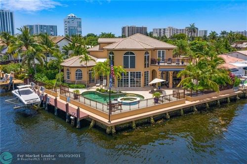 Photo of 1937 Tropic Isle, Lauderdale By The Sea, FL 33062 (MLS # F10235629)