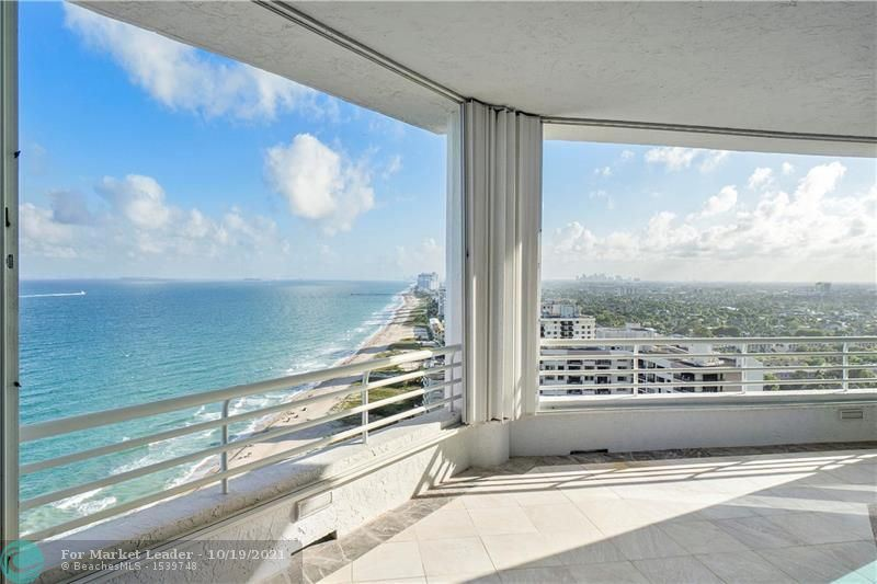 Photo of 1700 S Ocean Blvd #PHB&D, Lauderdale By The Sea, FL 33062 (MLS # F10271629)