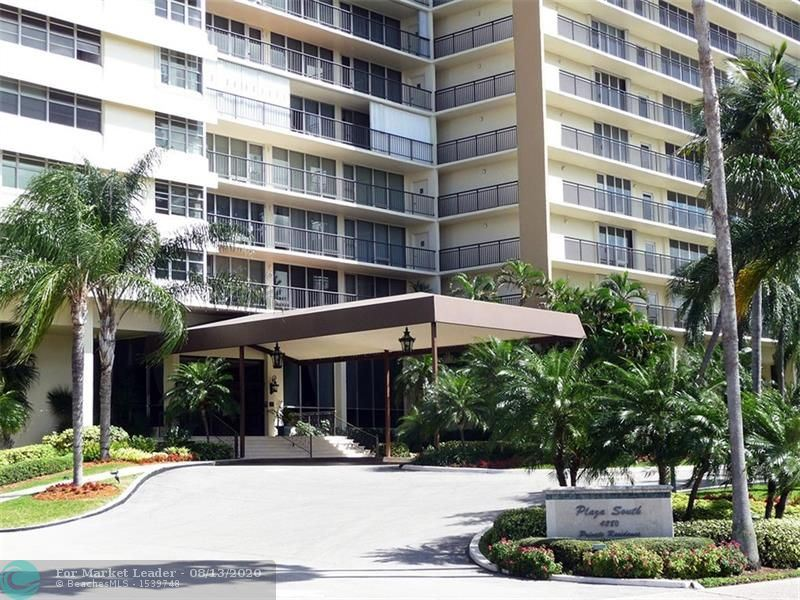 Photo of 4280 Galt Ocean Dr #23G, Fort Lauderdale, FL 33308 (MLS # F10236630)