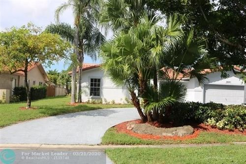 Photo of 3680 NW 111th Ave, Coral Springs, FL 33065 (MLS # F10222631)