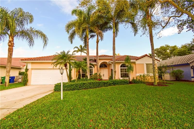 Photo of 9127 NW 41st Mnr, Coral Springs, FL 33065 (MLS # F10272631)