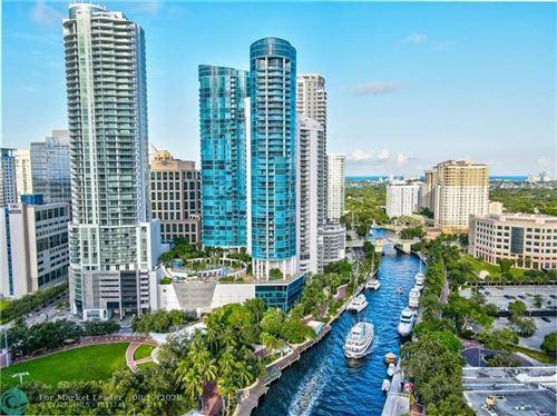 Photo of 333 Las Olas Way #1104, Fort Lauderdale, FL 33301 (MLS # F10243632)
