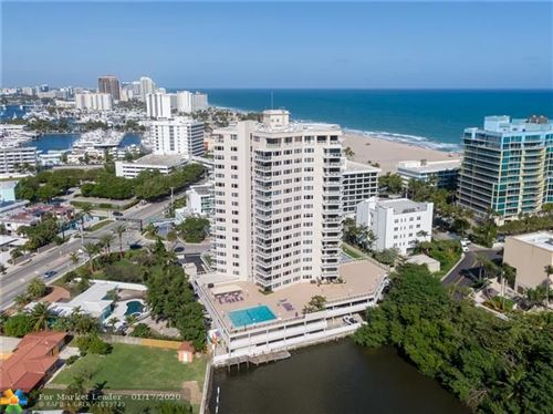Photo of 3000 Holiday Dr #504, Fort Lauderdale, FL 33316 (MLS # F10211633)