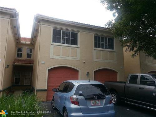 Photo of 2490 Centergate Dr #105, Miramar, FL 33025 (MLS # F10216633)
