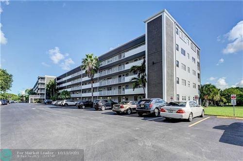 Photo of 4800 Hillcrest Ln #404, Hollywood, FL 33021 (MLS # F10303633)