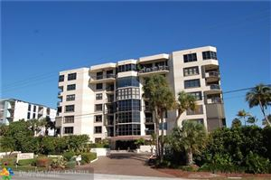 Photo of 1155 Hillsboro Mile #305, Hillsboro Beach, FL 33062 (MLS # F10153634)
