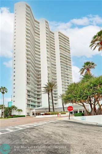 Photo of 16425 Collins Ave #814, Sunny Isles Beach, FL 33160 (MLS # F10291634)