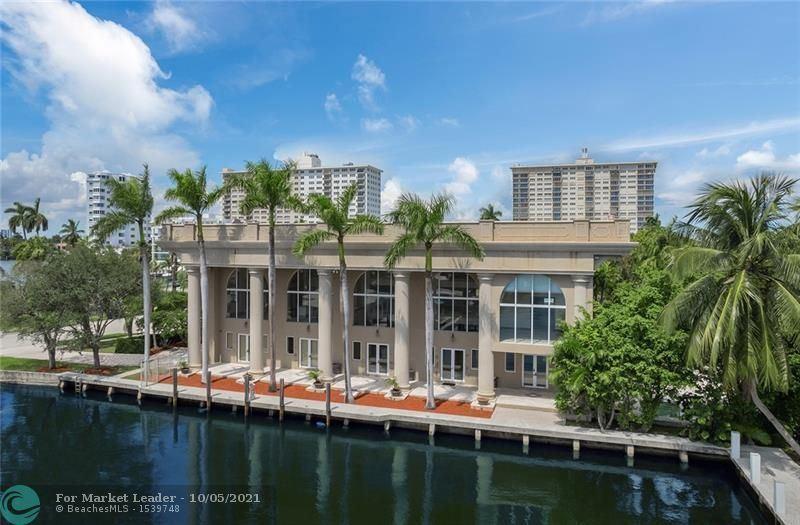 Photo of 414 Riviera Isle, Fort Lauderdale, FL 33301 (MLS # F10302634)