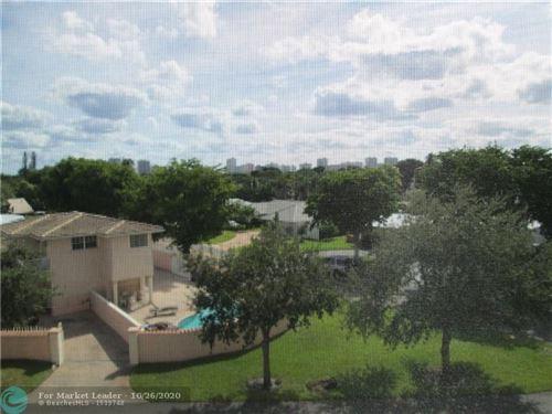 Foto de inmueble con direccion 4501 NE 21st Ave #407 Fort Lauderdale FL 33308 con MLS F10255635