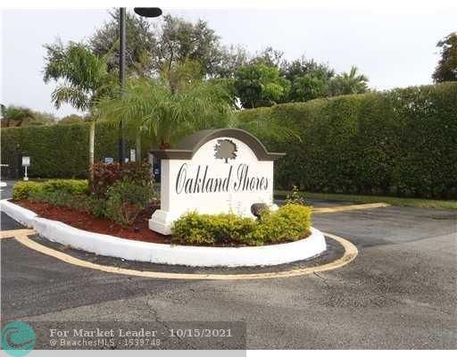 Photo of 3125 Oakland Shores Dr #B202, Oakland Park, FL 33309 (MLS # F10304635)