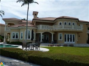 Photo of 509 seven isles dr, Fort Lauderdale, FL 33301 (MLS # F10140636)