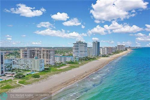 Photo of 1850 S Ocean Blvd #809, Lauderdale By The Sea, FL 33062 (MLS # F10259637)