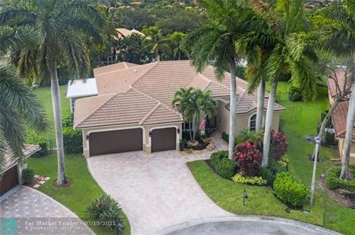 Photo of 4965 NW 108th Ter, Coral Springs, FL 33076 (MLS # F10292637)