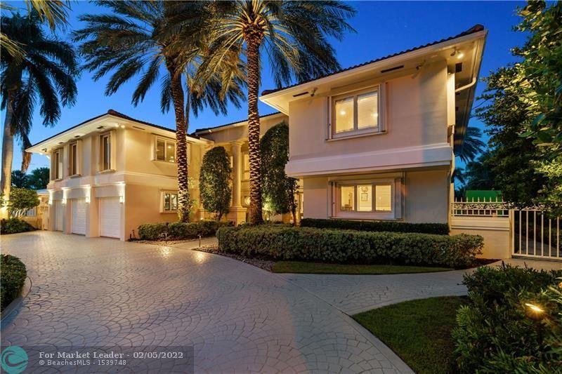 Photo of 2817 NE 26th Ct, Fort Lauderdale, FL 33306 (MLS # F10300637)